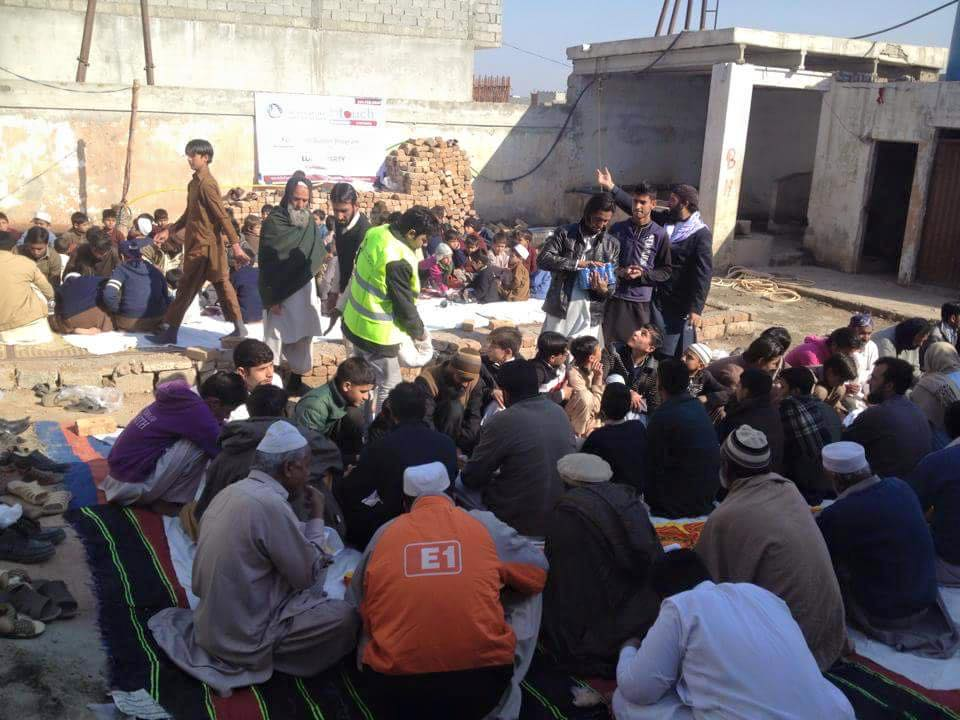 International Relief Projects